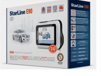StarLine E90 Super SLAVE 2CAN option