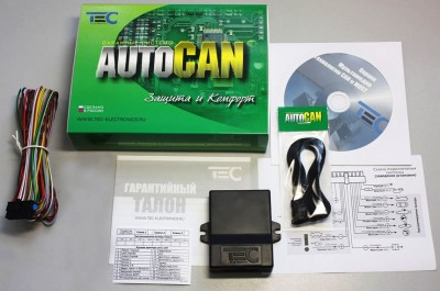 CAN-модуль Auto Can F V5